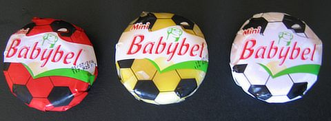 babybel foot